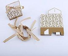 Sacchetti regalo Sacchetto di caramelle da 10
