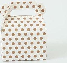 Sacchetto di carta per bomboniere da 50 pezzi