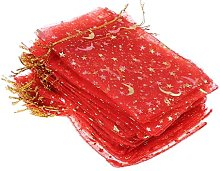 Sacchetto di organza del sacchetto di imballaggio