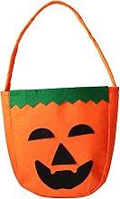 Sacchetto per caramelle di Halloween, borsa per