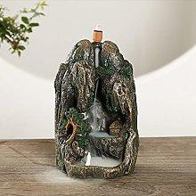 SALALIS Supporto per bruciatore di incenso,