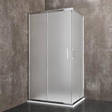 Salinas - Box doccia rettangolare con vetro