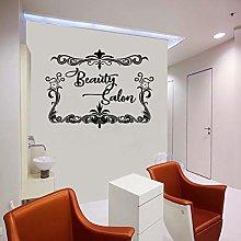 Salone di bellezza Decalcomania da muro
