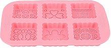 SALUTUY Stampo per Sapone, Stampo per Torta lunare