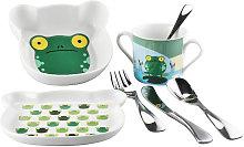 Sambonet Froggy - Set Porcellane Bambino con