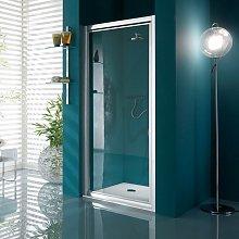 Samo Porta ad un'anta battente per box doccia