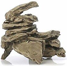 Samuel Baker Rock Scultura, Grigio - Biorb