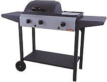 Sandrigarden Barbecue a gas America, Grigio