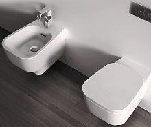 Sanitari Sospesi F50 Small wc - sedile softclose -