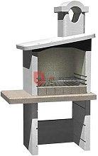 Sarom - Barbecue in muratura enna cm 114x64xh197,5