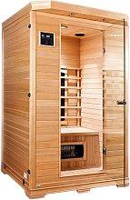 Sauna A Raggi Infrarossi Grenada2 - Canadian