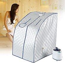 Saune Steamer Machine, Portable 2L Steam Sauna Spa