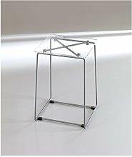 Sbabello plexiglass trasparente serie bagno hotel