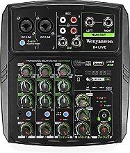 SBSNH Mixer audio Bluetooth Registrazione Scheda
