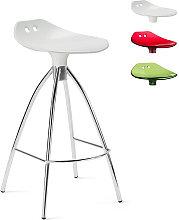 Scab Design - Sgabello design trasparente gambe in