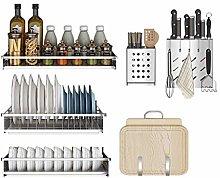Scaffale Da Cucina Per Uso Domestico, Combinazione