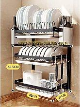 Scaffale Da Cucina Per Uso Domestico, Portaposate