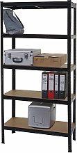 Scaffale officina ufficio garage HWC-E33 metallo
