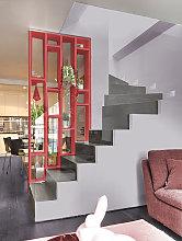 Scaffali divisori per scale