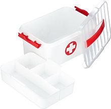 Scatola Medicine Cassetta Pronto Soccorsi per