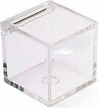 Scatola plexiglass portaconfetti 5x5x5 confezione