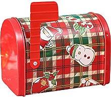 Scatola portaoggetti regalo a forma di cassetta