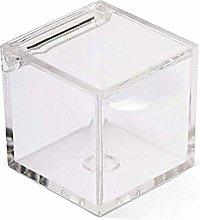 Scatola Quadrata Plexiglass 10x10x10 Cm