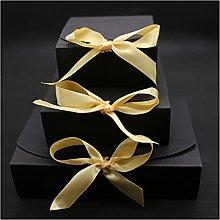 Scatola regalo JSJJAWA scatole regalo con nastro,