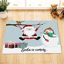 Scatola regalo natalizia divertente Babbo Natale