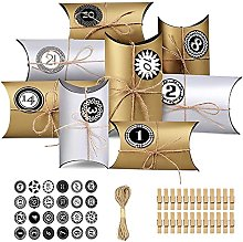 Scatole Regalo Calendario Dell'Avvento da 24