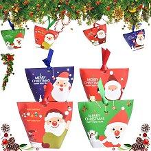 Scatole regalo di Natale da 24 pezzi, scatola di