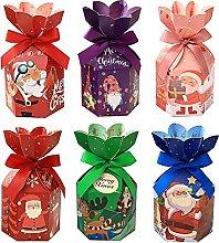 Scatole Regalo Natalizie,Scatole regalo natalizie