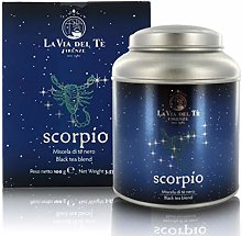 Scorpio, Miscela Profumata di tè Neri, Barattolo