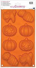 ScrapCooking 1.285Halloween Stampo Silicone