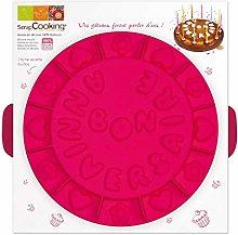 ScrapCooking 3003Buon Compleanno Stampo Creativo