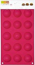 ScrapCooking 311315semisfere Stampo Silicone