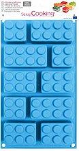 ScrapCooking 3160Stampo Silicone Blu 32x