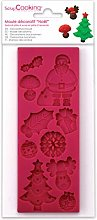 Scrapcooking 3441 - Stampo per pasta di silicone,