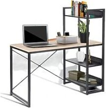 Scrivania Libreria Tavolo Porta PC Compuer Metallo