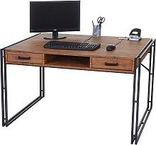 Scrivania ufficio computer HWC-A27 MDF con