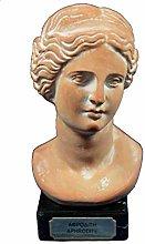 Scultura afrodite busto Venere Dea dell'amore