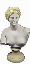 Scultura afrodite busto Venere scultura Dea
