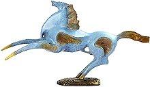 Scultura Cavallo da corsa Scultura Cavallo Statua