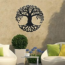 Scultura da parete dell'albero della vita,