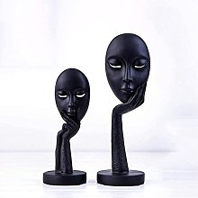 Scultura da tavolo Abstract Sculpture Mask
