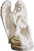 Scultura da tavolo Angelo statua scultura
