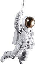 Scultura da tavolo Astronauta Statua Decorazione