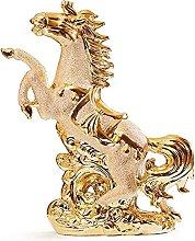Scultura da tavolo Cavallo Statua della figurina