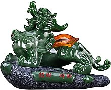 Scultura da tavolo Feng Shui Pixiu Statua