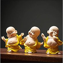 Scultura da tavolo Feng shui ridendo buddha statua